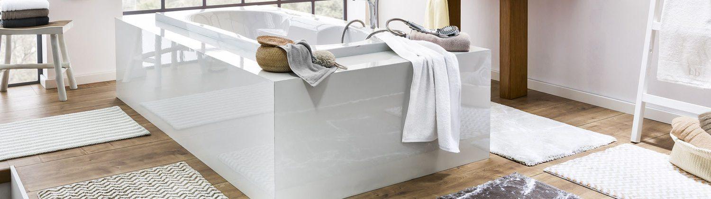 KleineWolke Badeteppiche